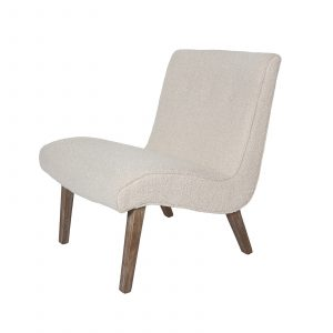 Fifi Occasional Chair Cream