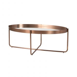 September Oval Coffee Table
