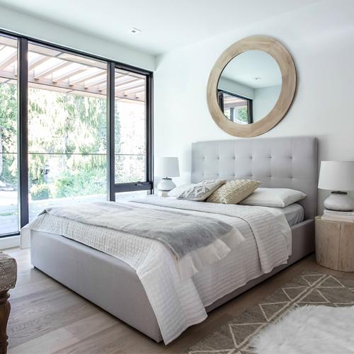 town home condo bedroom